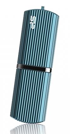 Флеш Диск Silicon Power 16Gb Marvel M50 SP016GBUF3M50V1B USB3.0 голубой