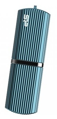 Флеш Диск Silicon Power 32Gb Marvel M50 SP032GBUF3M50V1B USB3.0 голубой