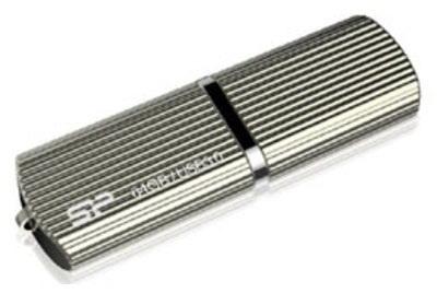 Флеш Диск Silicon Power 64Gb Marvel M50 SP064GBUF3M50V1C USB3.0 золотистый