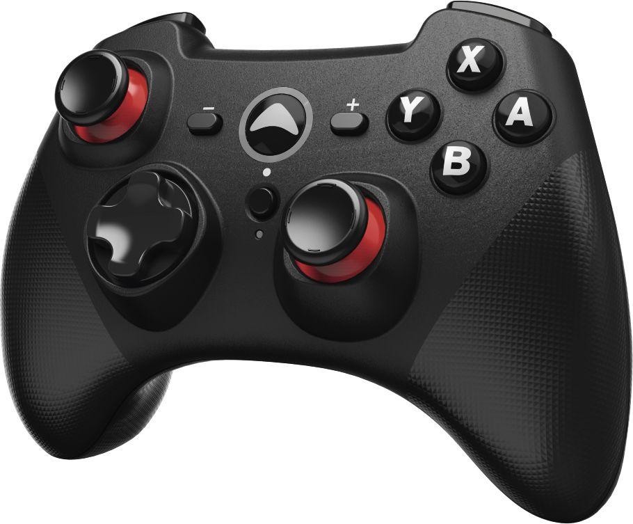 Геймпад Hama H-54692 черный/красный Bluetooth Беспроводной виброотдача (плохая упаковка)