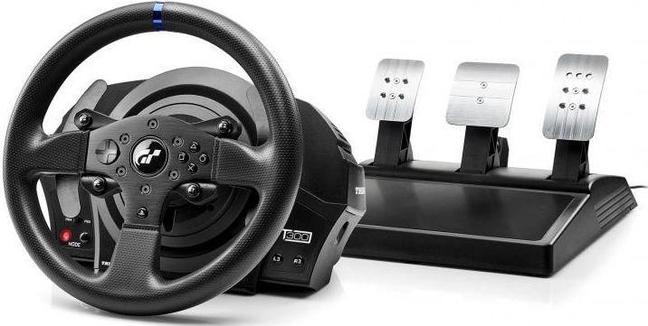 Руль ThrustMaster T300 RS Gran Turismo Edition 13кноп. (с педалями) черный