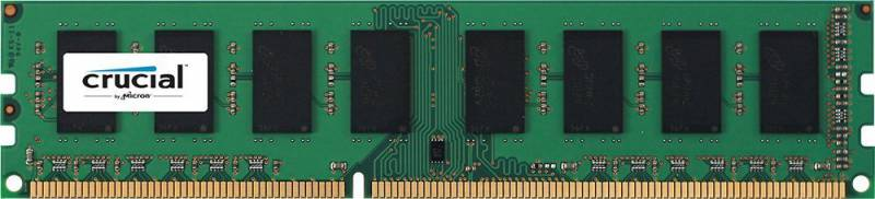 Память DDR3L 8Gb 1600MHz Crucial CT102464BD160B RTL PC3-12800 CL11 DIMM 240-pin 1.35В