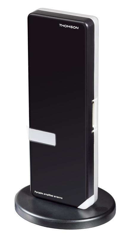 Антенна телевизионная Thomson 00132182 активная черный