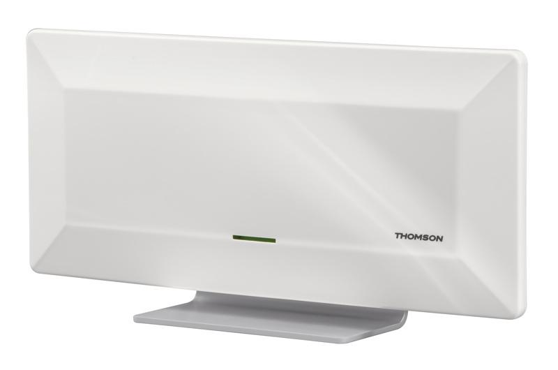 Антенна телевизионная Thomson 00132187 активная белый