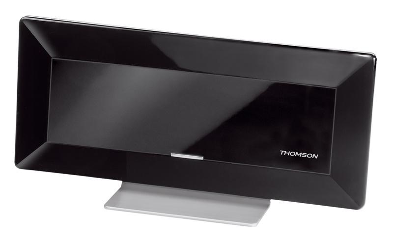 Антенна телевизионная Thomson 00132188 активная черный