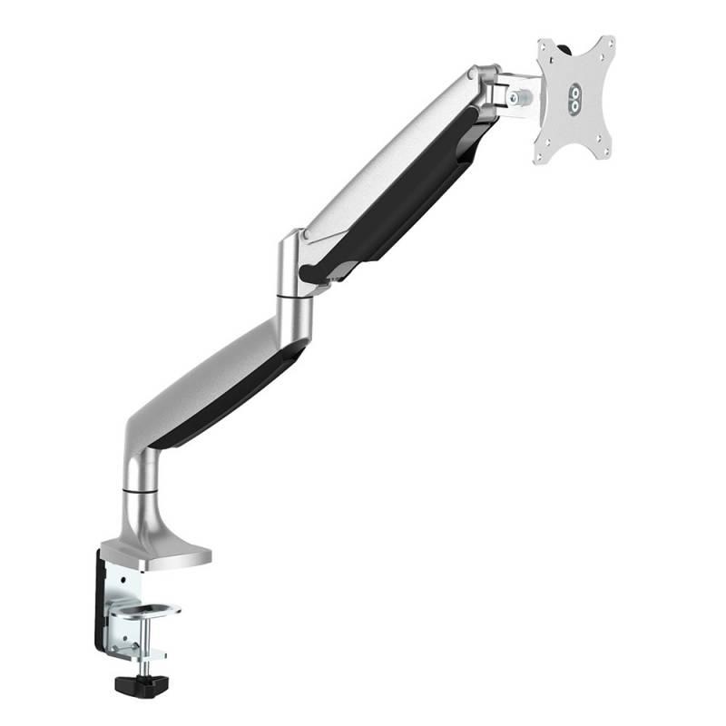 """Кронштейн для мониторов Arm Media LCD-T31 серебристый 15""""-32"""" макс.9кг настольный поворот и наклон верт.перемещ."""