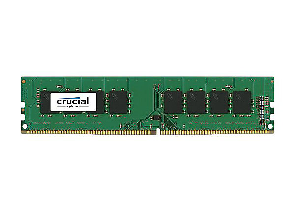 Память DDR4 4Gb 2400MHz Crucial CT4G4DFS824A RTL PC4-19200 CL17 DIMM 288-pin 1.2В single rank