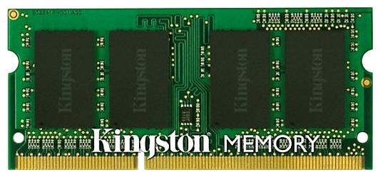 Память DDR3L 2Gb 1600MHz Kingston KVR16LS11S6/2 RTL PC3-12800 CL11 SO-DIMM 204-pin 1.35В