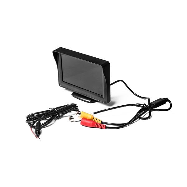 """Автомобильный монитор Sho-Me Monitor-43D 4.3"""" 16:9 480x272"""