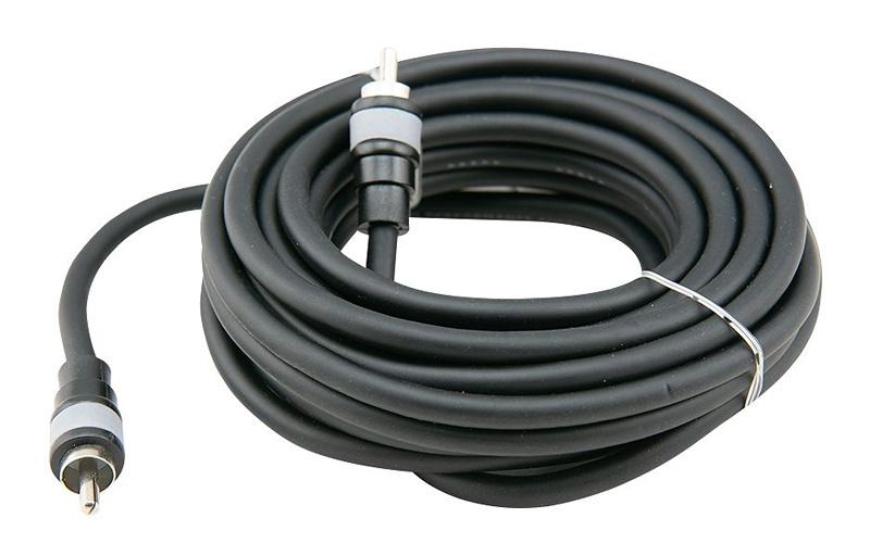 Акустический кабель Kicx MTR 15 5м 1RCA-1RCA (упак.:1шт)