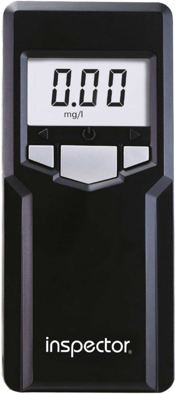 Алкотестер Inspector AT500 электрохимический черный