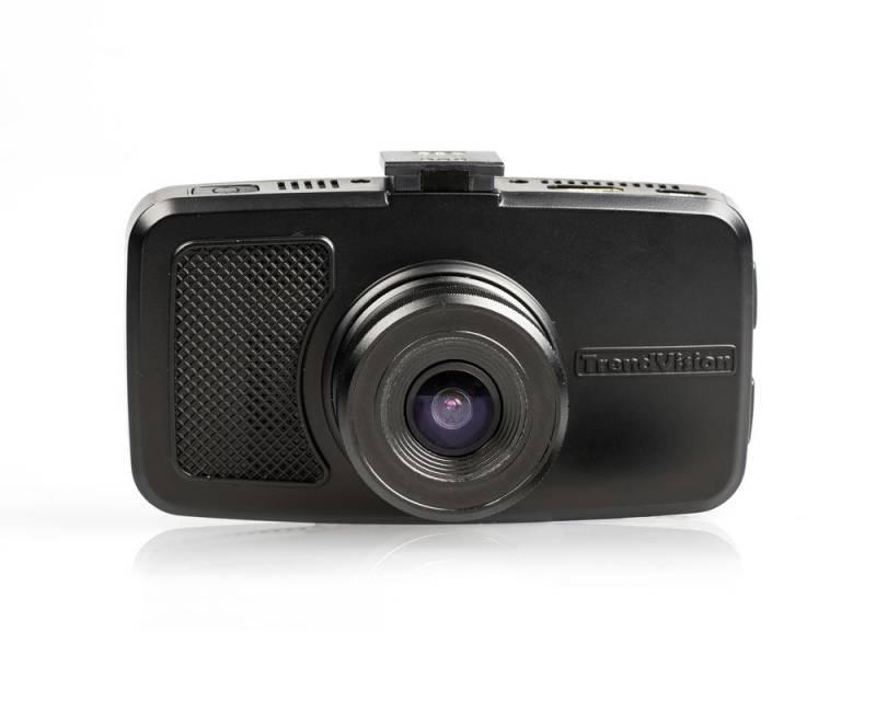 Видеорегистратор TrendVision TDR-719S черный 1296x2304 1296p 160гр. GPS Ambarella A7LA50