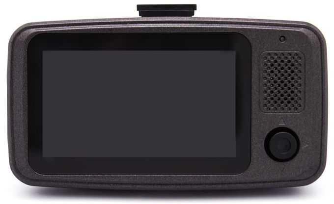 Видеорегистратор TrendVision TDR-719 City GPS черный 1296x2304 1296p 160гр. GPS Am (плохая упаковка)