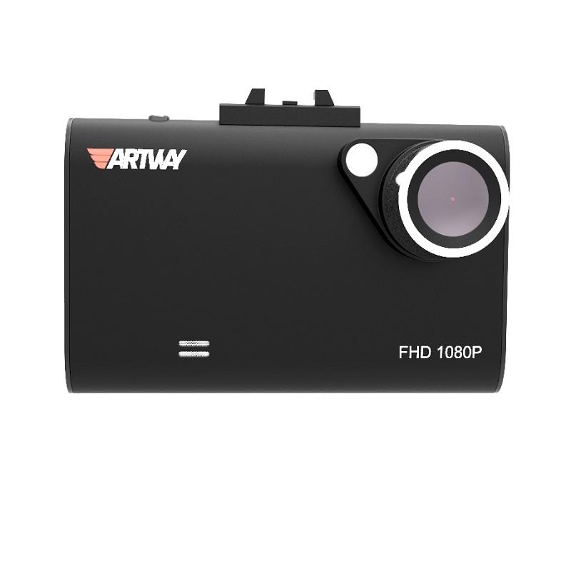 Видеорегистратор Artway AV-480 черный 3Mpix 1080x1920 1080p 170гр. (плохая упаковка)