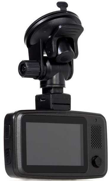 Видеорегистратор TrendVision TDR-708 City GPS черный 1080x1920 1080p 160гр. GPS Ambarella A7LA30