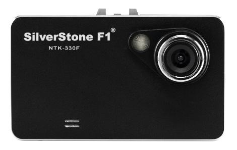 Видеорегистратор Silverstone F1 NTK-330 F черный 1.3Mpix 1080x1920 1080p 140гр.