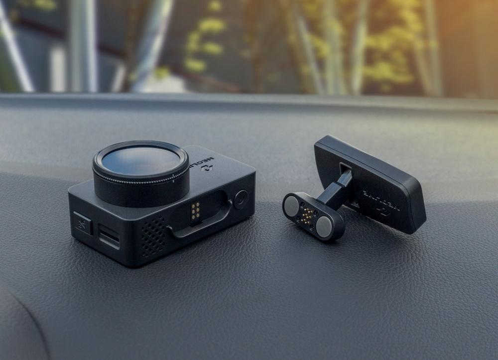 Видеорегистратор Neoline G-Tech X72 черный 1080x1920 1080p 140гр.
