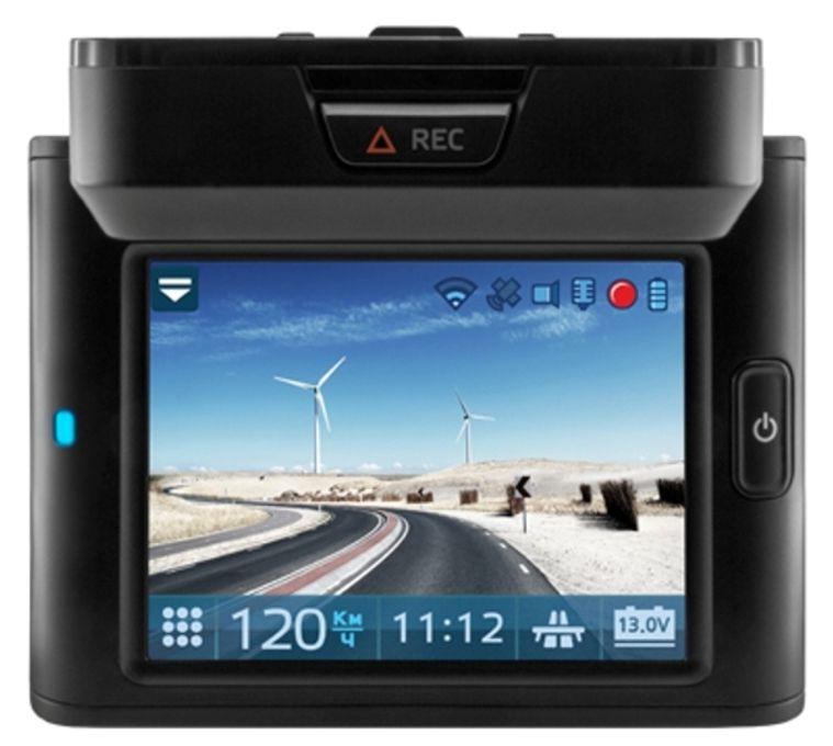 Видеорегистратор с радар-детектором Neoline X-COP R750 GPS ГЛОНАСС черный