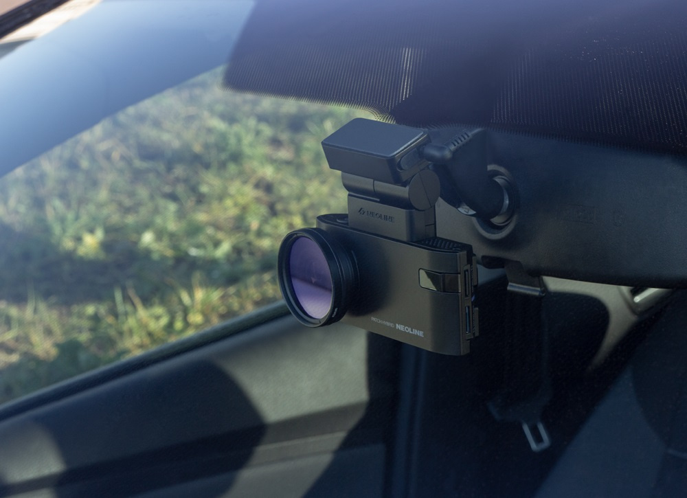 Видеорегистратор с радар-детектором Neoline X-COP 9200 GPS черный