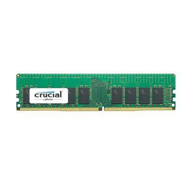 Память DDR4 Crucial CT16G4RFS4266 16Gb DIMM ECC Reg PC4-21300 CL19 2666MHz