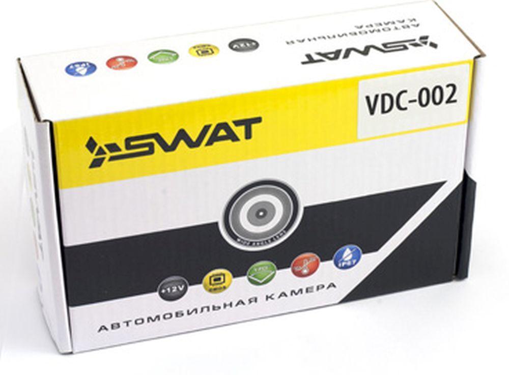 Камера заднего вида Swat VDC-002