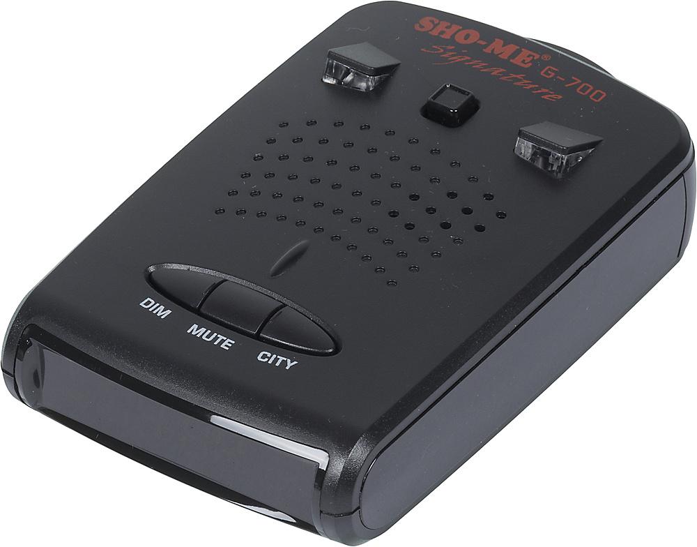Радар-детектор Sho-Me G-700 Signature GPS приемник