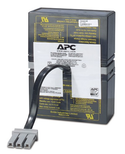 Батарея для ИБП APC RBC32 164Ач для BR1000I/BR800I
