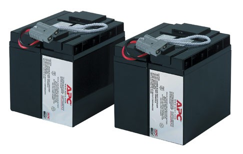 Батарея APC RBC55 (плохая упаковка)