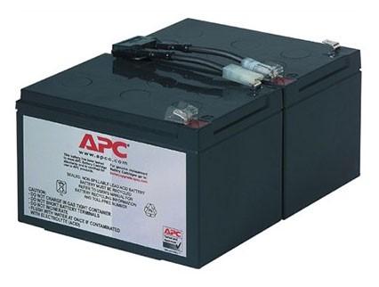 ИБП APC RBC6 (плохая упаковка)