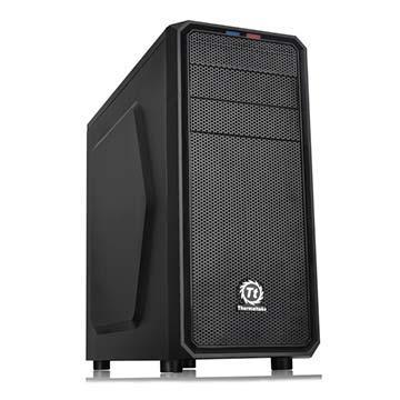 Корпус Thermaltake Versa H25 черный без БП ATX 4x120mm 1xUSB2.0 1xUSB3.0 audio bott PSU