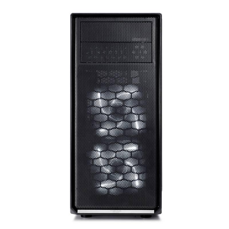 Корпус Fractal Design FOCUS G Window черный без БП ATX 6x120mm 4x140mm 1xUSB2.0 1xUSB3.0 audio bott PSU