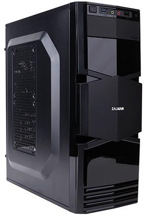 Корпус Zalman T3 черный w/o PSU mATX USB2.0 USB3.0 audio door (плохая упаковка)
