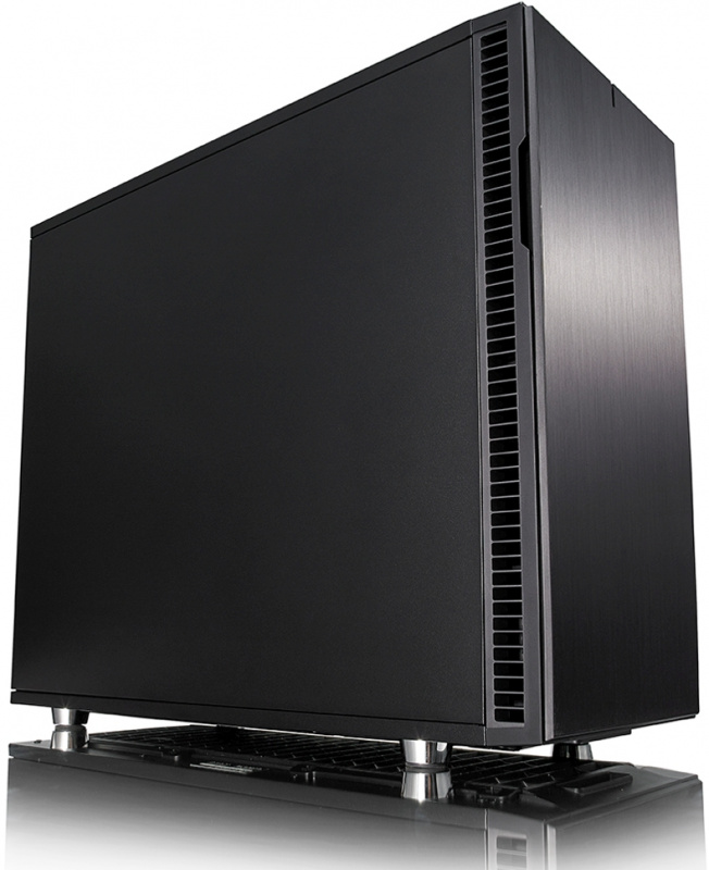 Корпус Fractal Design Define R6 USB-C черный без БП E-ATX 7x120mm 7x140mm 2xUSB2.0 2xUSB3.0 1xUSB3.1 audio front door bott PSU
