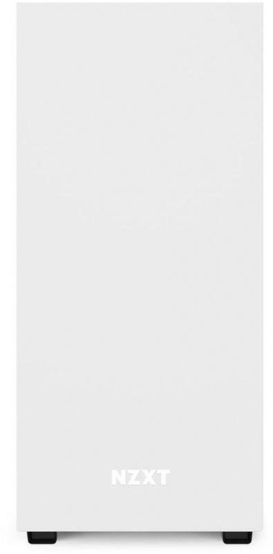 Корпус NZXT H710i CA-H710i-W1 белый/черный без БП E-ATX 3x120mm 2xUSB3.0 1xUSB3.1 audio bott PSU