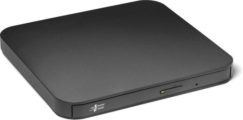 Привод DVD-RW LG GP90NB70 черный USB ultra slim внешний RTL