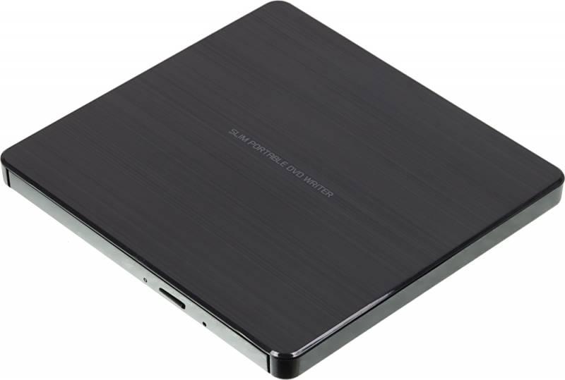 Привод DVD-RW LG GP60NB60 черный USB ultra slim внешний RTL