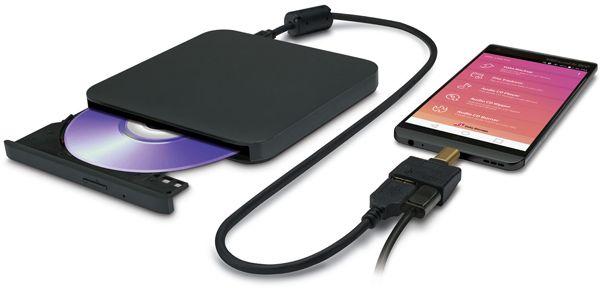 Привод DVD-RW LG GP95 черный SATA slim внешний RTL