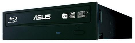 Привод Blu-Ray Asus BW-16D1HT/BLK/B/AS черный SATA внутренний oem