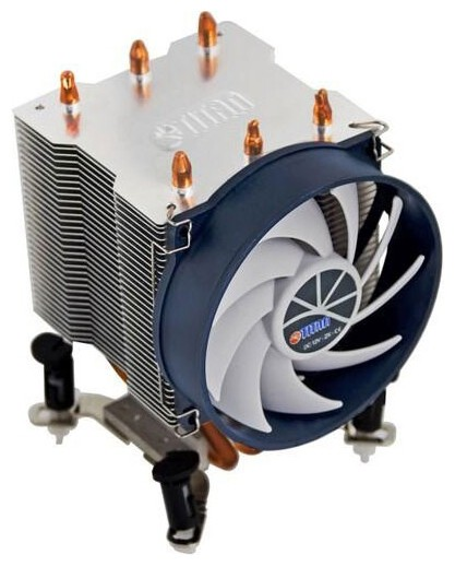 Устройство охлаждения(кулер) Titan TTC-NK35TZ/R(KU) Soc-FM2+/AM2+/AM3+/AM4/1151/1200 3-pin 21dB Al+Cu 140W Ret