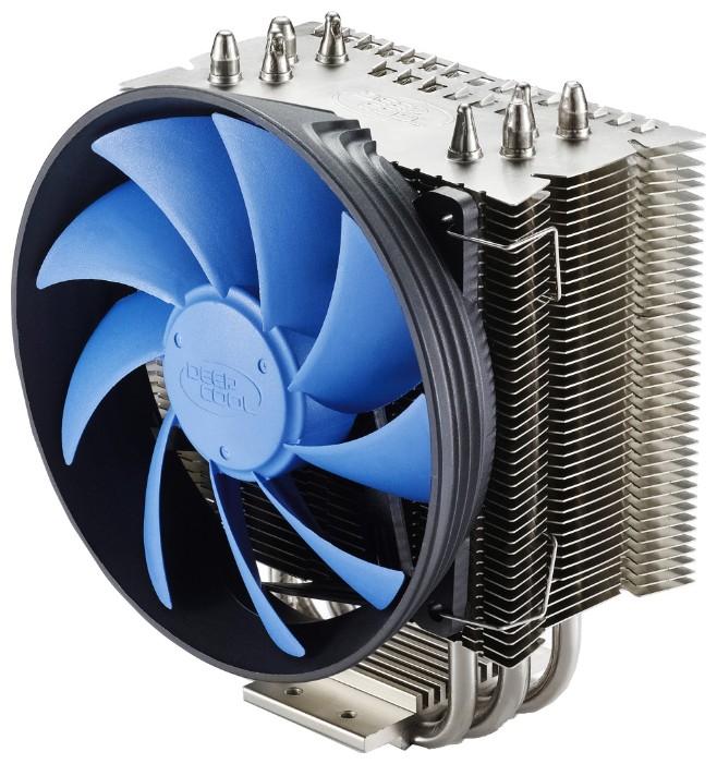 Устройство охлаждения(кулер) Deepcool GAMMAXX S40 Soc-AM4/AM3+/1150/1151/1200/2011 4-pin 18-26dB Al+Cu 130W 610gr Ret