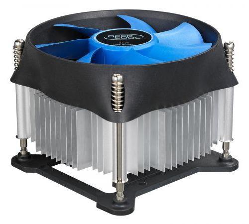 Устройство охлаждения(кулер) Deepcool THETA 20 PWM Soc-1200/1150/1151/1155 4-pin 18-33dB Al 95W 376gr Ret