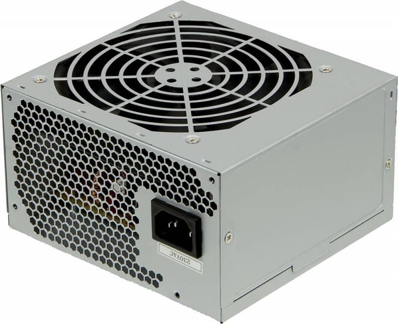 Блок питания Qdion ATX 400W Q-DION QD400 (24+4+4pin) 120mm fan 3xSATA