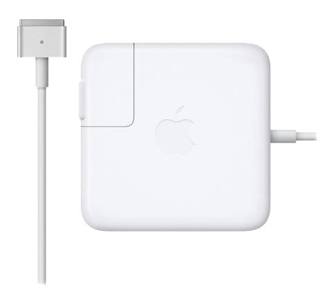 Блок питания Apple MagSafe 2 60W от бытовой электросети (плохая упаковка)
