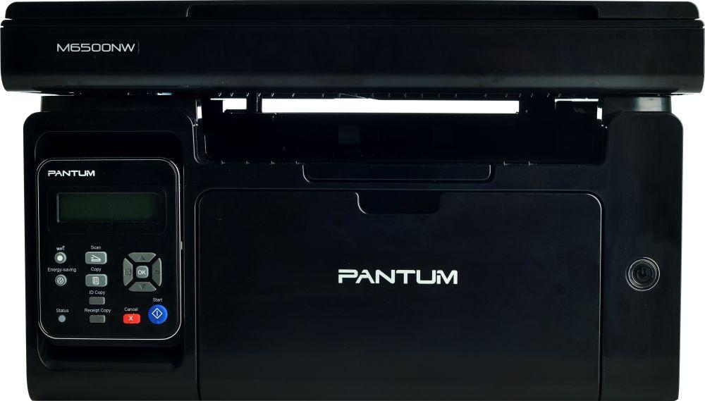 МФУ лазерный Pantum M6500 A4 черный