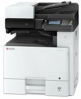 МФУ лазерный Kyocera Color M8130cidn (1102P33NL0) A3 Duplex Net белый