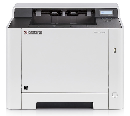 Принтер лазерный Kyocera Color P5021cdw (1102RD3NL0) A4 Duplex Net WiFi