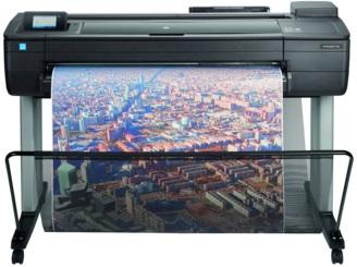 "Плоттер HP Designjet T730 (F9A29A) A0/36"""