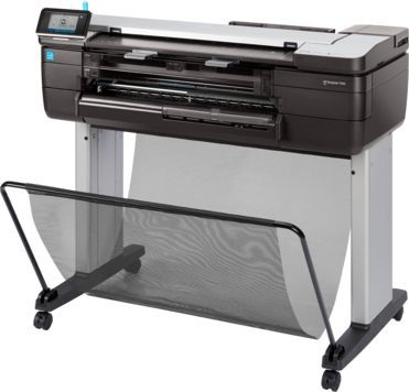 "Плоттер HP Designjet T830 MFP (F9A28A) A1/24"""