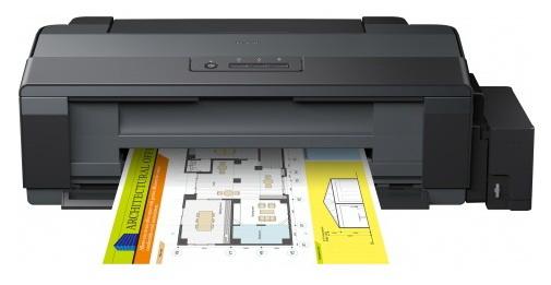 Принтер Струйный Epson L1300 (C11CD81402 ) (плохая упаковка)