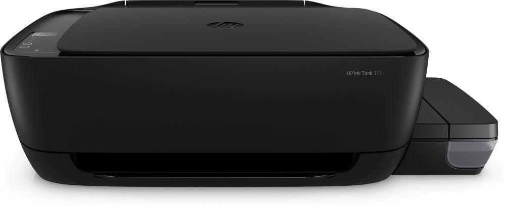 МФУ струйный HP Ink Tank 315 (Z4B04A) A4 USB черный (плохая упаковка)